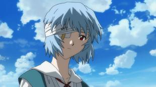 Rei Ayanami Bandage (Rebuild)