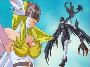 Angewomon what do YOU want miley virus