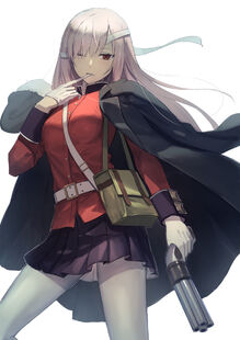 Florence nightingale fate grand order and fate series drawn by feng ze sample-2c95b0d6d01e72016fa992a261ba4b27