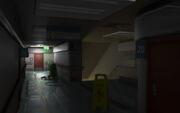 Hospital corridor at night cc by nc sa by jakebowkett-d65jhoh