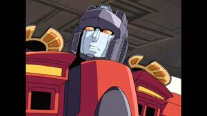 Starscream eh