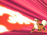 Morrison Growlithe Flamethrower