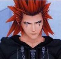 Axel not happy