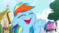 Rainbow dash laugh