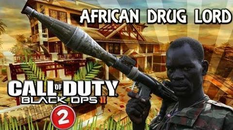 African Rebel Plays Black Ops 2 - Episode 2