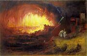 Destruction of Sodom and Gomorrah