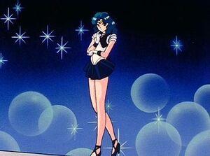 Sailor neptune pensive