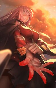 Florence nightingale fate grand order and fate series drawn by tef ec325f4ccc896e2adc6bf81abd068201