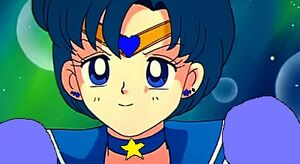 Sailor mercury appear eternal