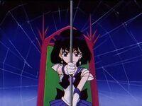 Sailor saturn brave