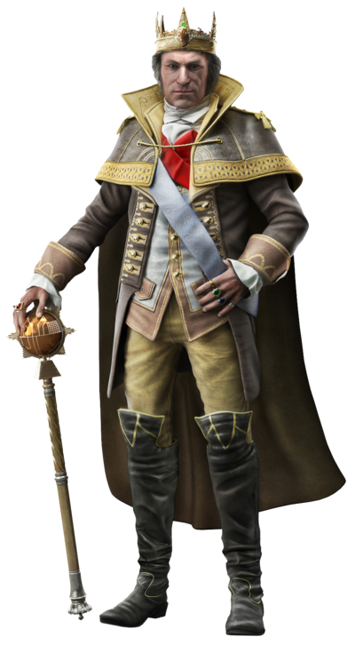 Tyranny Washington render