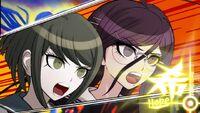Komaru and Toko Hope lives on