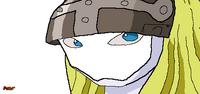 Angewomon eyes