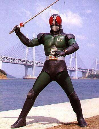 Kotaro Minami/Kamen Rider Black/Kamen Rider Black RX