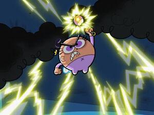 Poof lightning