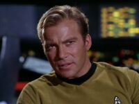 Captain kirk so what you're saying is