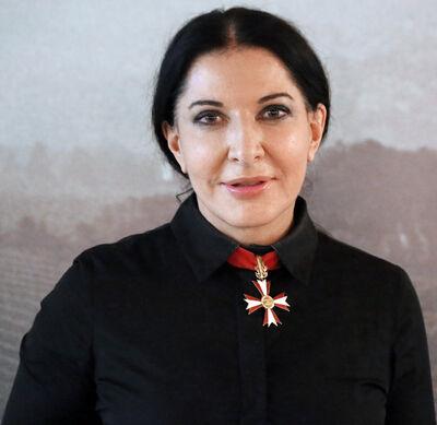 Marina Abramović - The Artist Is Present - Viennale 2012 (cropped)