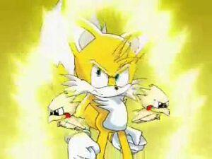 Tails super tough
