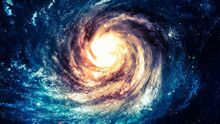 Universe galaxy spiral stars-1920x1080