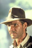 Indiana jones with hat