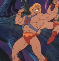 He-man pow