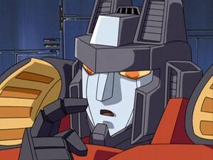 Starscream wondering