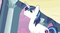 587px-Shining Armor angry S2E25