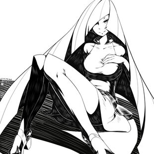 Lusamine pokemon pokemon game and pokemon sm drawn by yan wan sample-dee513bdddd86dac9247df1e146cf9cb
