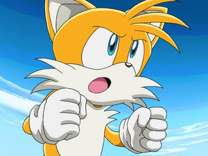 Tails is tough