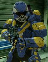 Agent California Halo 5