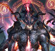 Dark spider lord by thiennh2-d6rvd77d