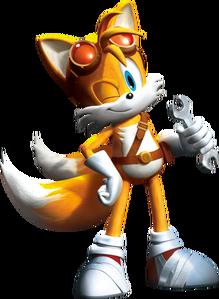 Tails Sonic Boom V2