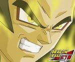 Goku ss4 flare