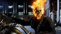 Ghost rider looks
