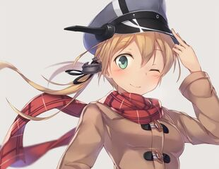 Prinz eugen kantai collection drawn by metindone sample-3248fa777c61cc37e9e8d6ebf541458a