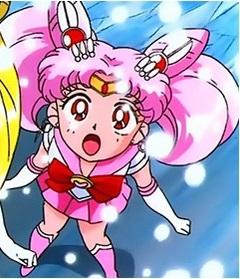 Sailor mini moon yikes