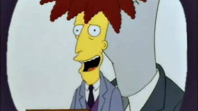 Sideshow Bob's Laugh