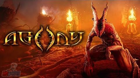 Agony Part 1 Horror Game PC Gameplay Walkthrough