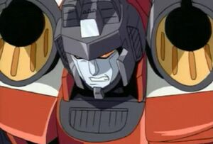 Starscream now you're gonna get it
