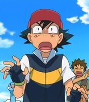 Ash stunned