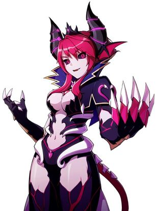 Elsword enraged karis by arthurinterfuego-d6kc8yq