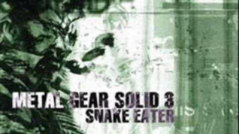 Metal Gear Solid 3 Snake Eater Soundtrack Main Theme-0