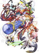 Magica Wars Heroines