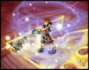 Sora ready to lock
