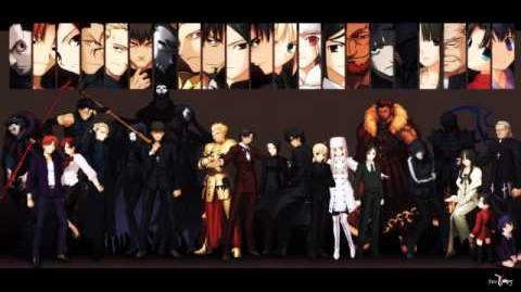 Soundtracks Fate Zero - 01 Point Zero