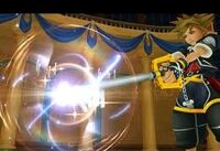 Sora keyblade power