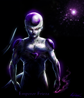 Frieza fourth form by soulforesaker-d90ig76