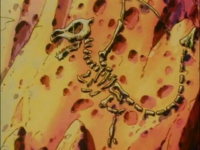 Aerodactyl Fossil anime