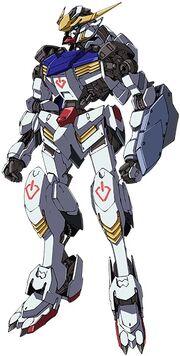 Gundam Barbatos 1st Form