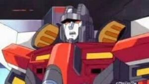 Starscream whoa